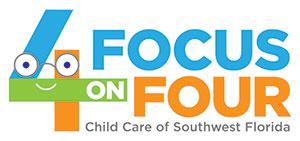 Focus on Four Logo