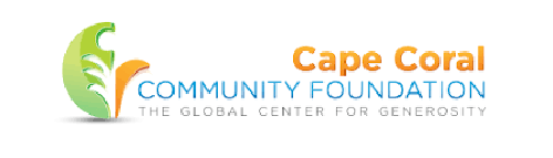 Cape Coral Community Foundation with tagline The Global Center for Generosity