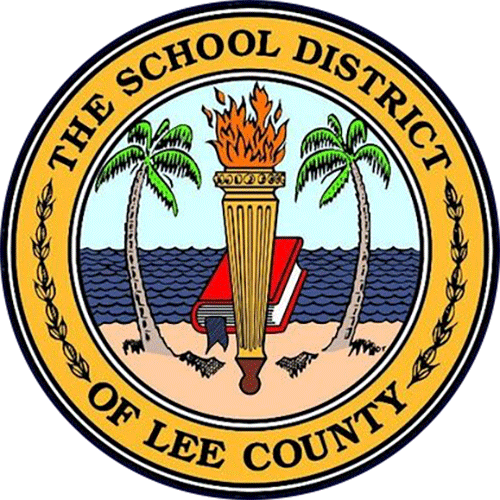 The School District of Lee County seal and logo huge size
