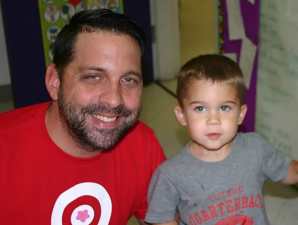 As this Target employee knows, helping young minds grow at Child Care of Southwest Florida is a powerful and rewarding experience.