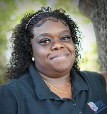 P.A. Geraci Child Development Center Director Katrana Williams at Child Care of Southwest Florida