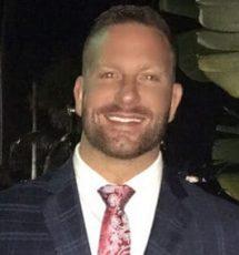 Child Care of Southwest Florida Board of Directors member Landon Mullinax