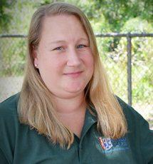 The Community Children's Center Director Megan Greeley-Gibson