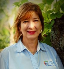 Joseph H. Messina Children Center Director Yolanda Vargas at Child Care of Southwest Florida